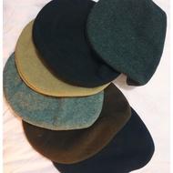 Kangol 貝雷帽 畫家帽