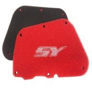 SY 新雅部品 高流量空濾 光陽 跑酷125 G6 VVCS