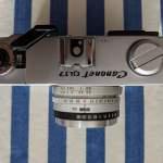 Canon QL17 菲林RF機 外觀內部新淨