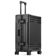 diplomatนักการทูตล้อสากลกินนอนกระเป๋าเดินทางกระเป๋าเดินทางกระเป๋าเดินทาง20/24นิ้วอลูมิเนียมแมกนีเซียม合金箱