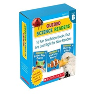 GUIDED SCIENCE READERS PARENT PACK: LEVEL B (16 BOOKS):GUIDED SCIENCE READERS PARENT PACK: LEVEL B (16 BOOKS)
