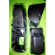 Motorcycle Crank case carbon set cover for Mio SportyParts