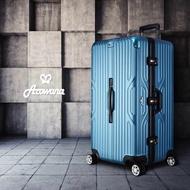 〈Arowana亞諾納〉運動版航太框30吋避震輪行李箱 四色任選