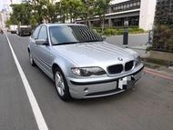 2002年 BMW E46 318i 2.0 小改款 車況非常好