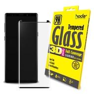 【hoda好貼】Samsung Galaxy Note9 3D全曲面滿版9H鋼化玻璃保護貼(內縮版)