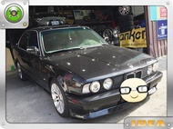 泰山美研社 18042408 BMW E34 AC 前下巴 空力套件