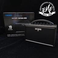:::亞邁樂器::: BOSS KATANA-MINI Guitar Amplifier 吉他擴大音箱