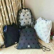 Adidas Ihayu Miyake Backpack / Adidas 3d Backpack / Adidas Gymsack / Adidas Drawstring Backpack