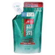 ROHTO 肌研 極潤 健康化妝水 補充包 滋潤型 170ml