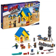 LEGO 樂高 MOVIE 2 Emmet's Dream House/Rescue Rocket! 70831 Building Kit, Pretend Play Toy House for kids age 8+ (706 Pieces)