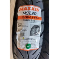 Maxxis M922F 110/90-12 Tubeless Scoopy Ring 12 Tires