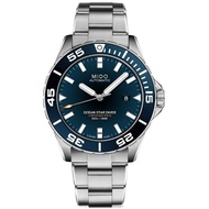 【MIDO 美度】OCEAN STAR DIVER 600頂級瑞士潛水錶(M0266081104100)