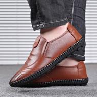 💥DONOTTAGES💥รองเท้าผู้ชาย รองเท้าบุรุษ แฟชั่น สำหรับออฟฟิตออกงานรองเท้าหนังผู้ชาย แฟชั่น ผู้ชาย ลำลอง ทางการ ทำงานราคา ถูก สวยๆ พร้อมส่ง สี ดำ ล้วน และ นำ้ตาล สไตล์ลอนดอนmens leather shoes รองเท้าหนังชาย รองเท้าคัชชู ผช คัชชูผู้ชาย รองเท้าหนังสีดำ