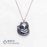 |MSCV|美翻鈦赫茲狐仙項鍊 x 促進血液循環 x 天然水晶手鍊贈精緻絨布袋