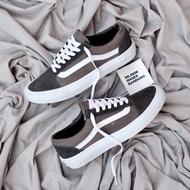 Vans Old Skool單色灰色白色