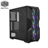 Cooler Master MasterBox TD500 Mesh ARGB機殼 黑色