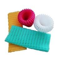 【水果白色網套-多規可選-4款/組】防震保護套泡沫網網兜包裝袋網袋(可混搭)-5101030