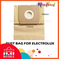(READY STOCK🇲🇾)DUST BAG FOR ELECTROLUX VACUUM CLEANER (2pcs)