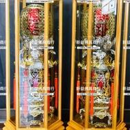 📣新益佛具商行📣2尺7太子樓雙色錫燈含框/附台灣安規電線/非玻璃纖維/宴王/擺宴/錫燈/龍角燈/造型燈