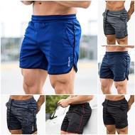 กางเกงวิ่ง กางเกงออกกำลังกาย กางเกงฟิตเนส กางเกงขาสั้นสำหรับผู้ชาย