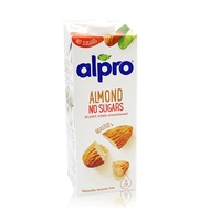 【ALPRO】植物奶-無糖杏仁奶 (1公升)