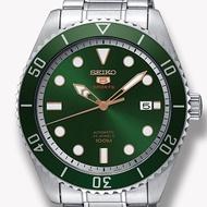 Seiko นาฬิกาข้อมือ Sports Automatic DIVER 100 M Mens Watch รุ่น SRPB93J1