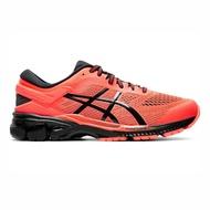 Asics Gel-kayano 26 (4e) [1011A536-700] 男鞋 慢跑 運動 寬楦 支撐 緩衝 橘黑