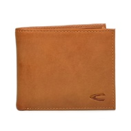 camel active Men Casual Bifold Genuine Leather Wallet (SBF0627TB0#BRN)