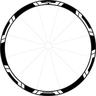 Shimano Deore Rims Decal Sticker Xt