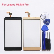 Touch Display Panel Digitizer Replacement Screen For Leagoo M8 M8 pro Smartphone