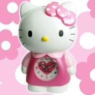 三麗歐-Hello Kitty  JM-699-KT 特大立體KITTY公仔鬧鐘/卡通鬧鐘/造型鬧鐘