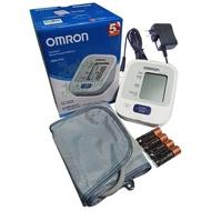 OMRON HEM-7121 Digital BP Monitor (with Adaptor & Batteries)
