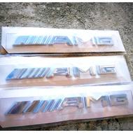 賓士 AMG 車標 Logo Mark  C,E,S,CLA,CLS,GLA,GLE,GLS,ML 系列