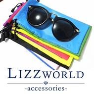 【批發】多款多色眼鏡袋🍀LIZZWORLD🍀太陽眼鏡袋/墨鏡袋【L008】