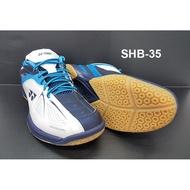 (台同運動活力館) YONEX (YY) SHB-35 基本款羽球鞋 (白) -特價1400元☆超商取貨付款免運☆