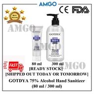 AMGO GOTDYA 75% Alcohol Hand Sanitizer
