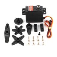 JX PDI-5521MG-360 360°20.32kg Steering Digital Metal Gear Core Servo&High Torque