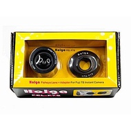 100%全新 Holga Instax mini 7s lens FISHEYE LENS 拍立得魚眼鏡