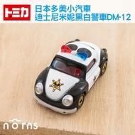 【迪士尼米妮黑白警車DM-12】Norns 日本TOMICA多美小汽車 Minnie 米老鼠 玩具車