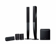 [Shipping from japan]Yamaha Yamaha Speaker Package NS-PA41 (6 to 1 set) 5.1ch A-YSTII Black NS-PA41