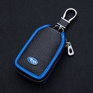 Subaru 鑰匙套 保護套 皮套 鑰匙包 車鑰匙 impreza wrx forester legacy 禮物 BRZ
