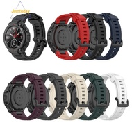 ※jemtoday※Durable Silicone Watch Strap Band Replace for Huami Amazfit T-Rex Pro/Amazfit T-Rex※