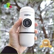 ให้ไวเลยอย่าช้า !!! Wacaco Nanopresso Coffee Maker (รุ่นใหม่ 8 สี) เครื่องชงกาแฟพกพา เครื่องทำกาแฟ พกพา สายแคมป์ แคมปิ้ง มีประกัน ช่วงโควิดของมันต้องมี