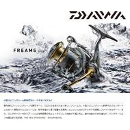 DAIWA 18 FREAMS LT 紡車捲線器  [漁拓釣具]