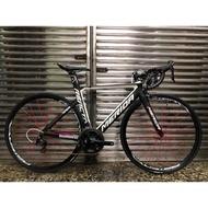【 專業二手腳踏車買賣 】 美利達公路車 Merida Reacto 銳克多 4000 碳纖維公路車 碳纖公路車 XS號