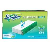 !costco代購 #1218574 SWIFFER 濕除塵紙 32張X2盒