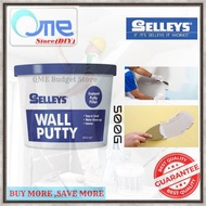 [BUNDLE DEALS] SELLEYS-Wall Putty | Instant Putty Filler(WHITE) 500G