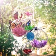 特賣☚特價高透明12CM透明塑料球 透明圣誕球 櫥窗展示圓球 婚慶糖果球