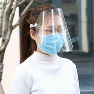 Polocat Protective Clear Face Shield Safety Mask Isolation Visor Eye Face Protector