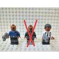 樂高LEGO #76127 尼克局長*2